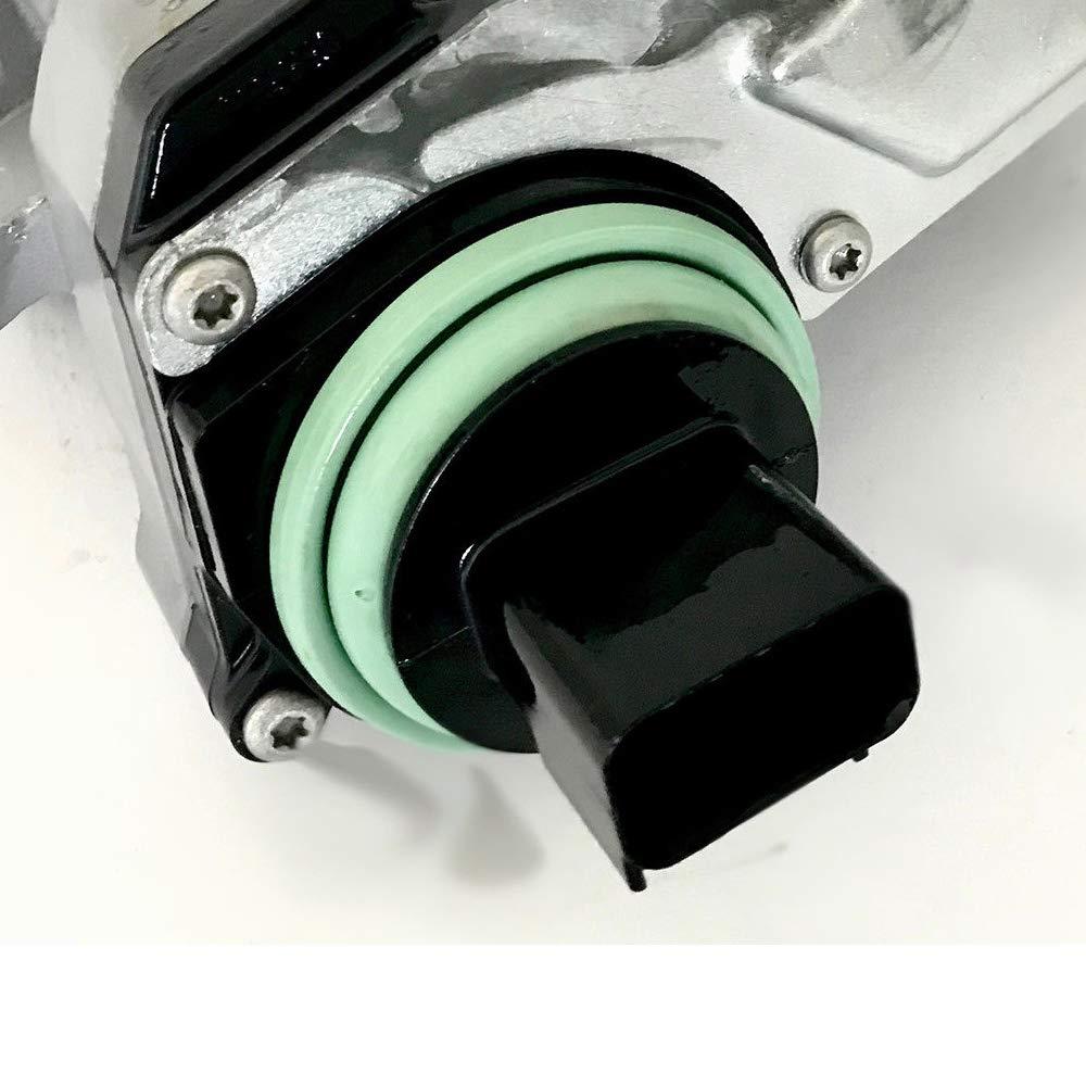 42RLE Solenoid Block Pack Service Kit Transmission Solenoid Block Speed Sensors Filter Kit for Dodge Chrysler Jeep Wrangler 04800171AA