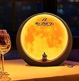 mamre Moon Ambient Light DIY Anniversary Wedding Valentines Day Gift Ideas Art Décor