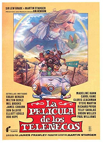 The Muppet Movie Movie Poster