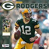 Green Bay Packers Aaron Rodgers Wall Calendar