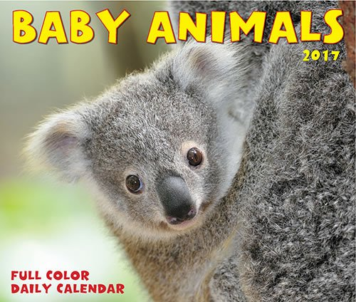 2018 Baby Animals Daily Desktop