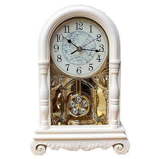 Relojes de mesa Reloj de mesa Vintage Sala de estar Decoración ...