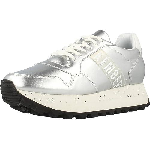 comprare on line cd63b 86f87 Bikkembergs BKW102108 Sneakers Donna: Amazon.it: Scarpe e borse