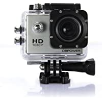 DBPOWER 12MP 1080P HD Action Camera