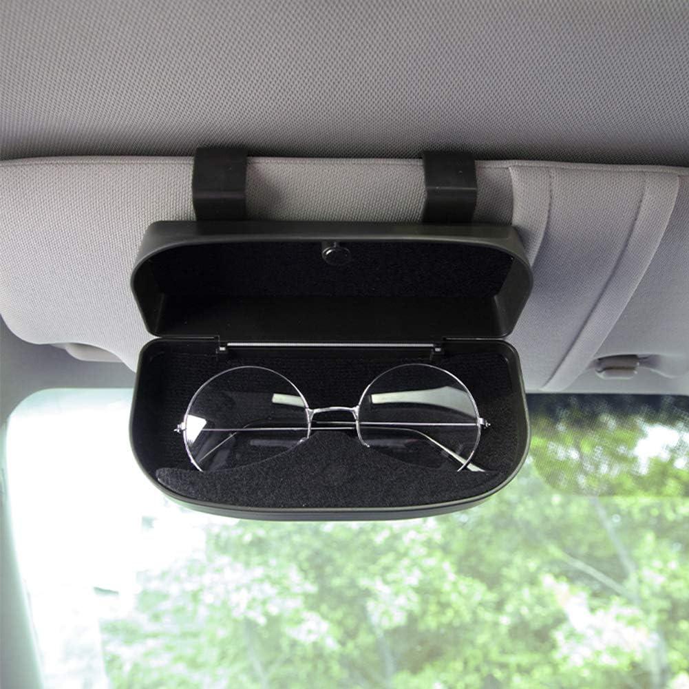 ,For Storage box Car sunglasses case glasses storage box car glasses special case,For Citroen DS-series C-Quatre C-Triomphe Picasso C1 C2 C3 C4 C4L C5 Xsara Cactus Elysee