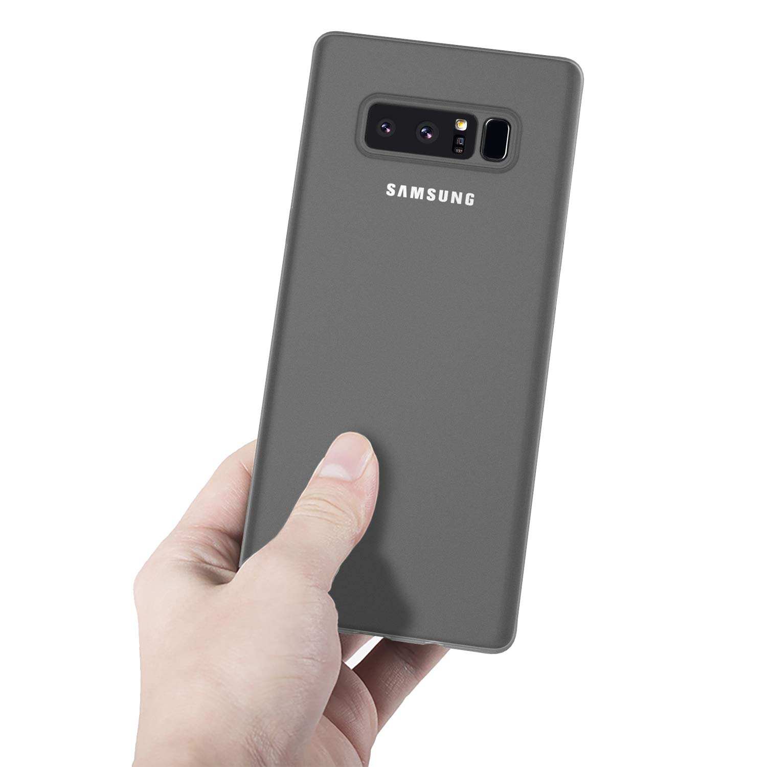 Samsung Galaxy Note 8 Case Taiersi Full Body Ultra Spigen Thin Fit 5 Hardcase Tipis Original Light Anti Scratch Non Slip Protection Cover Slim Hard Pc Protecor For