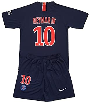 Amazon.com: Gadzhinski2017 Neymar Jr #10 PSG 2018-2019 ...
