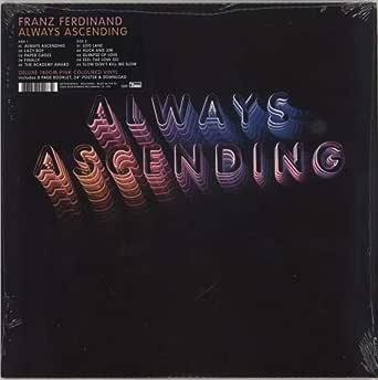 Franz Ferdinand - Always Ascending Deluxe Pink Vinyl