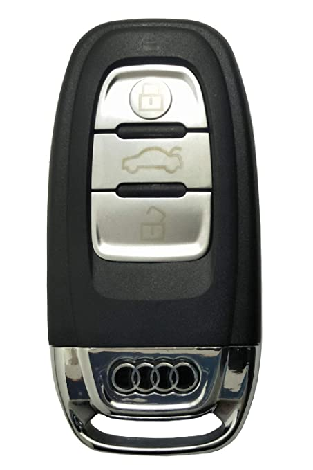 Amazon Com Horande Car Smart Key Card For Audi A4 A4l Q5 Q7 Q3