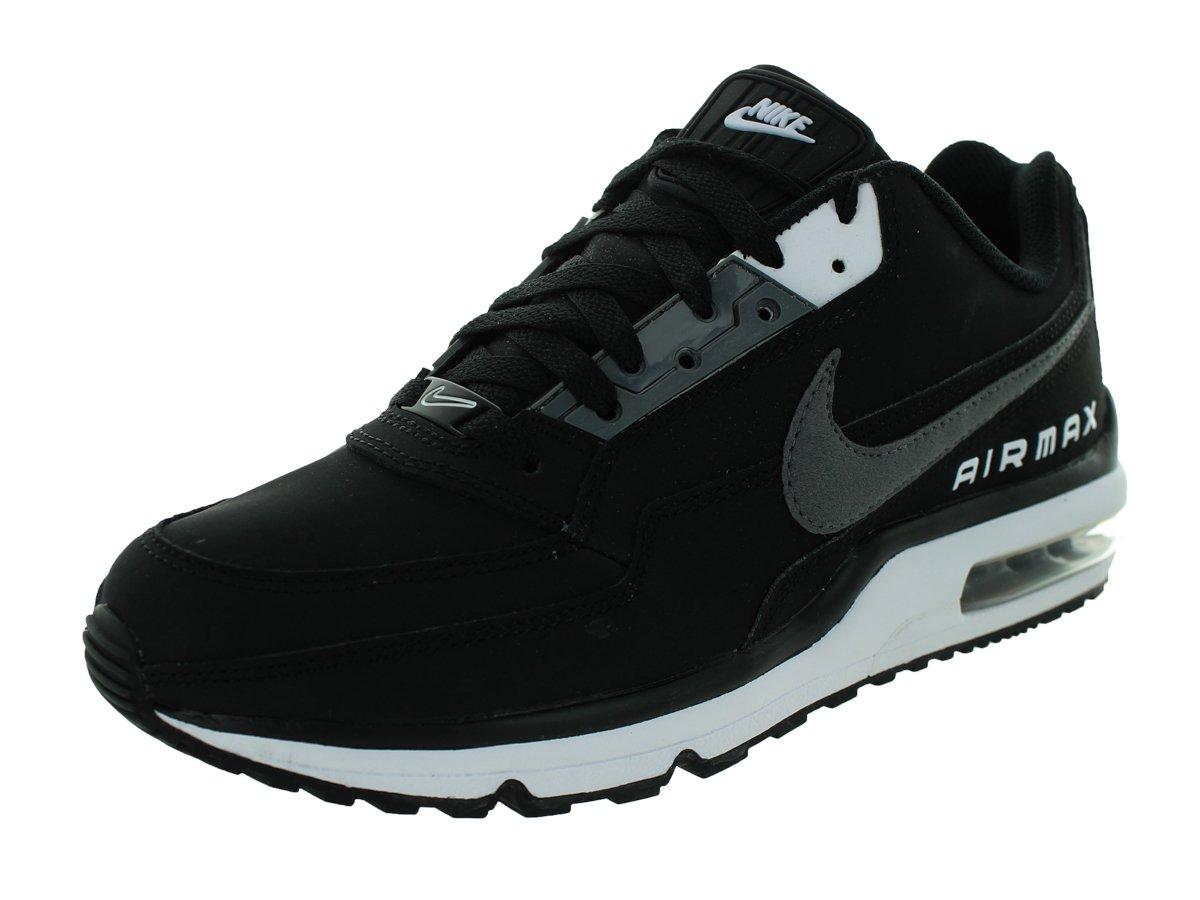 Nike Hommes Air Max LTD 3 Chaussures de course Noir/Blanc dark Gris Great Deals 2016 00S348