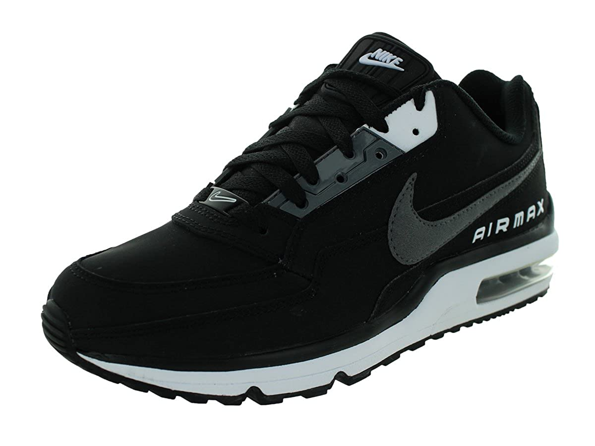 44454062bb Amazon.com   Nike Air Max Ltd 3, Black / White-dark Grey, 8 D(M) US    Running