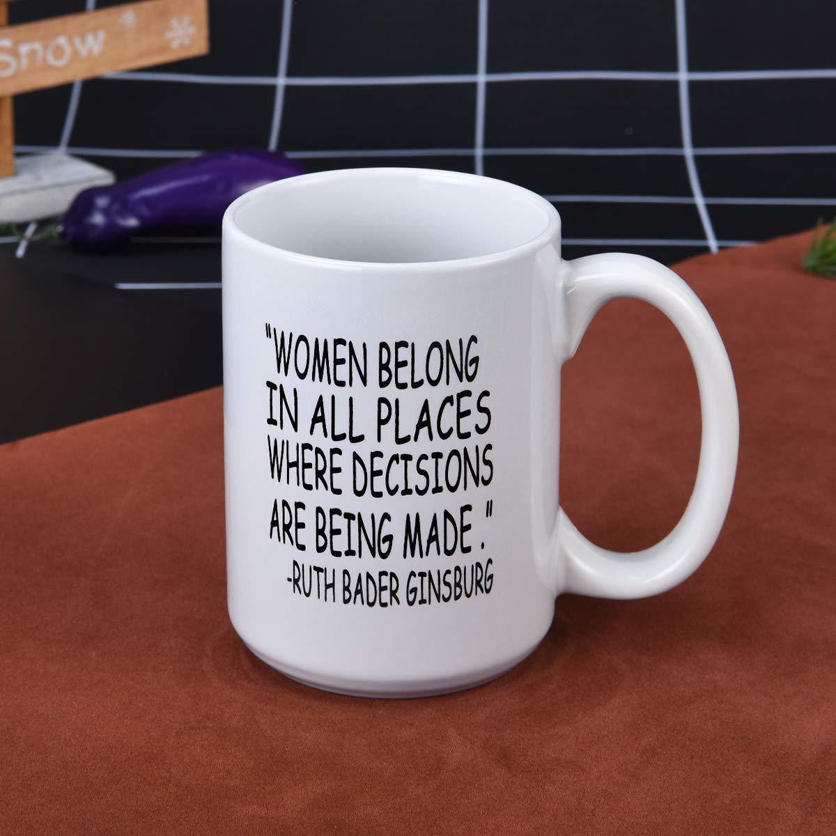 Coffee Mug/I Do Not Spew Profanities I Enunciate Them Clearly Like A F Lady 11 Ounces Novelty Cup Funny Coffee Mug