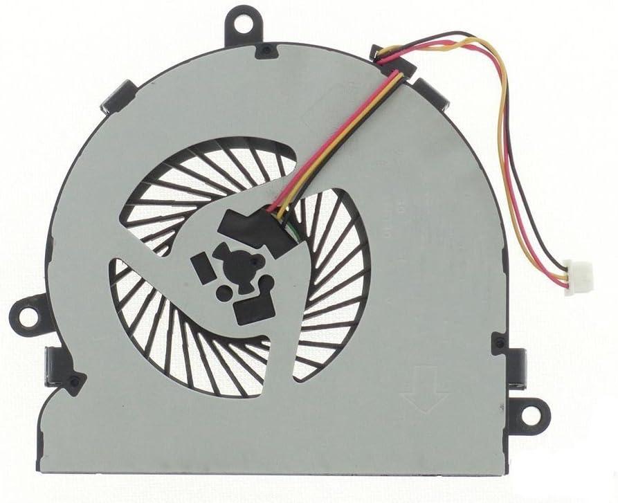 Looleking Laptop CPU Cooling Fan for HP 15-g001xx 15-g007dx 15-g010dx 15-g010nr 15-g011ca 15-g011nr 15-g012dx 15-g013cl 15-g013dx 15-g014dx 15-g018dx 15-g019wm 15-g020ca 15-g020nr