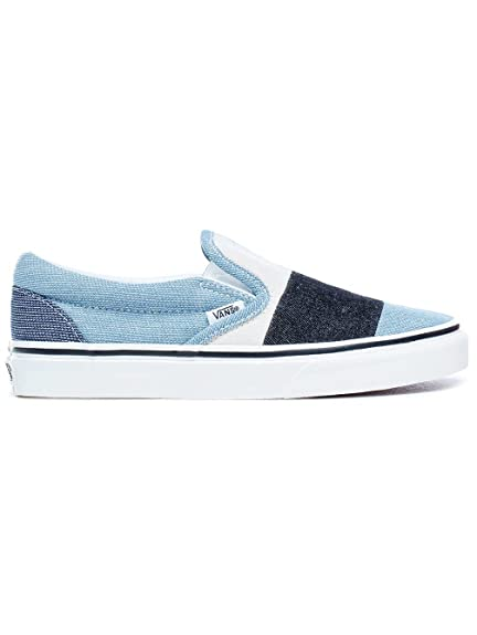 17fe5ed7f9 Vans Slip ONS Men Patchwork Classic Slip-on Slippers  Amazon.co.uk  Shoes    Bags