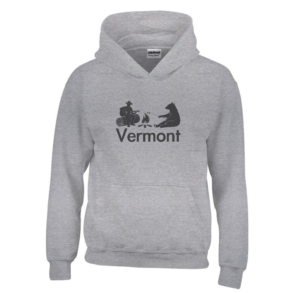 Kids Sweatshirt Tenn Street Goods Vermont Campfire /& Bear Youth Hoodie