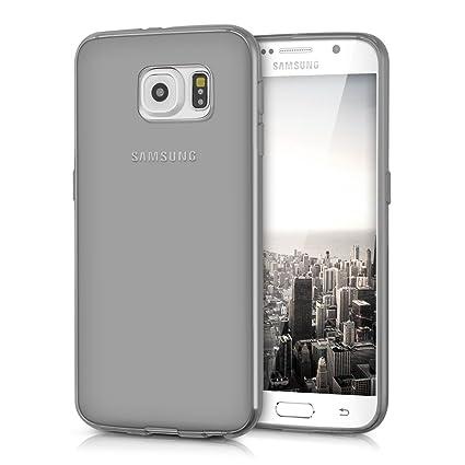 kwmobile Funda para Samsung Galaxy S6 / S6 Duos: Amazon.es ...