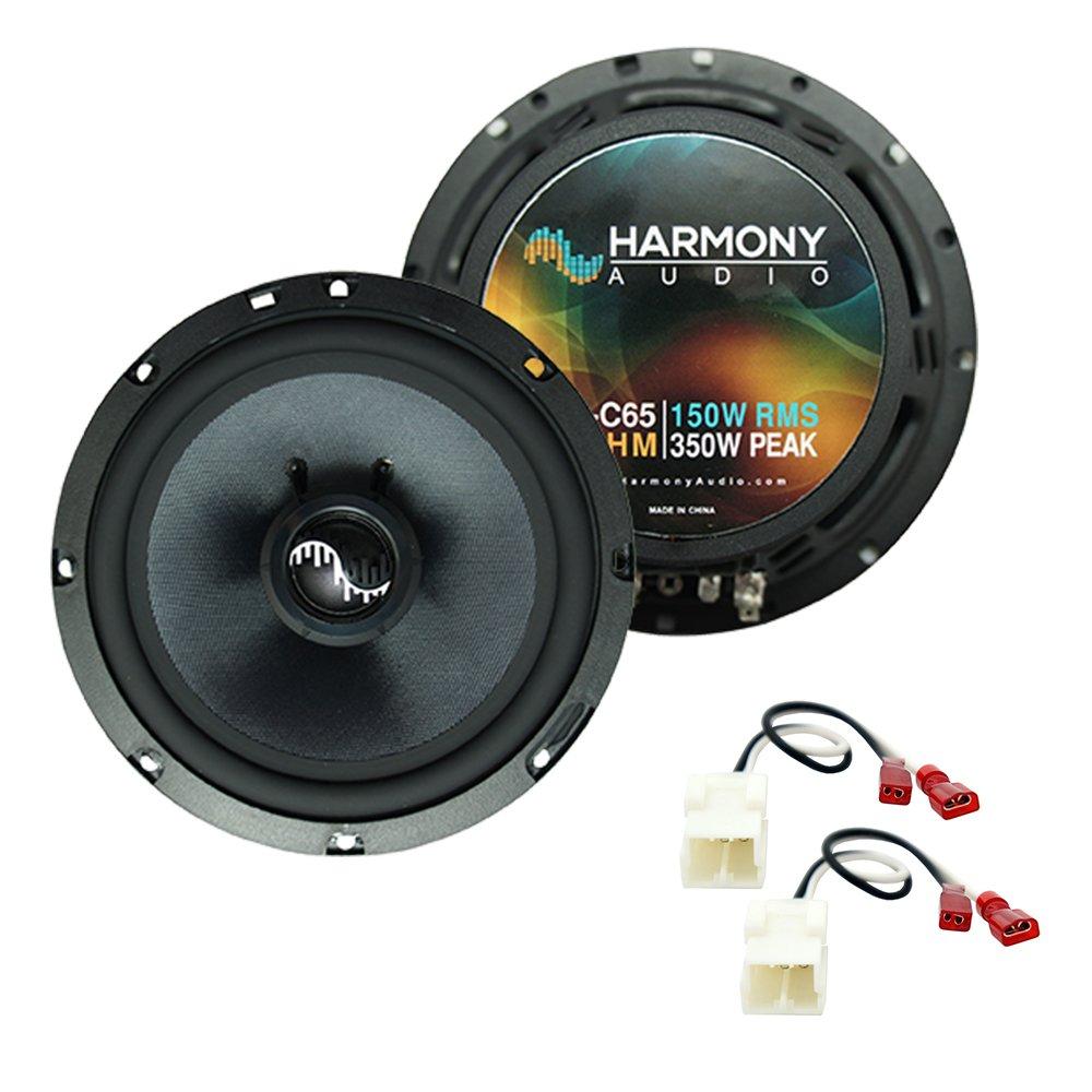 Fits Dodge Dakota 2002-2004 Rear Door Replacement Harmony HA-R65 Speakers New