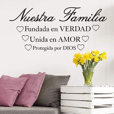 hllhpc Español Nuestra Familia La Verdad se unió en el Amor Mantenida por Dios Versículo de