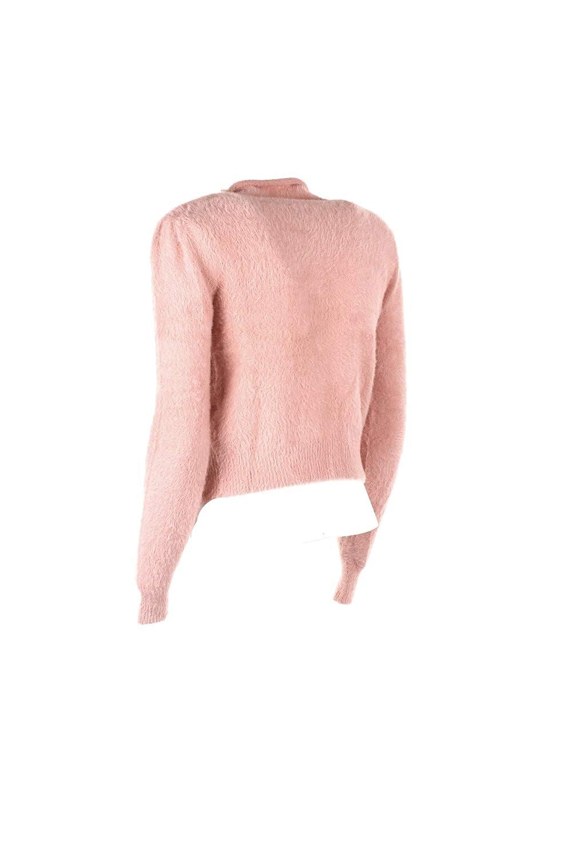 Guess Maglione Donna a Collo Alto Rosa W84R59 Z2740 Autunno