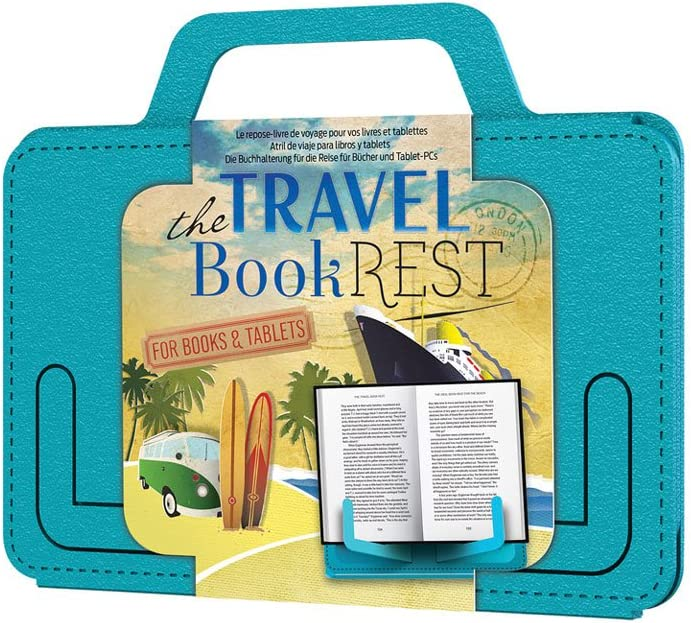 IF The Travel Book Rest - Beachy Blue