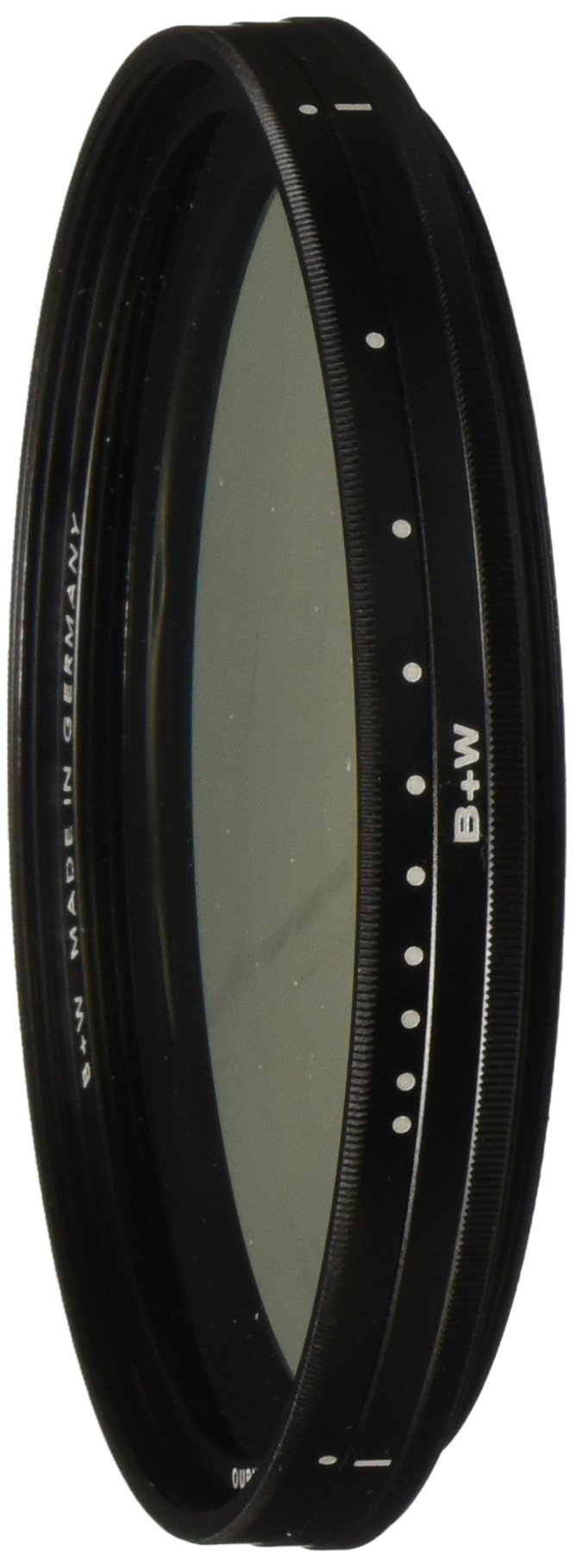 B+W 82mm XS-Pro Digital Vario Neutral Density with Nano Coating for Camera Lens by B+W