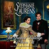 Bargain Audio Book - The Greatest Challenge of Them All