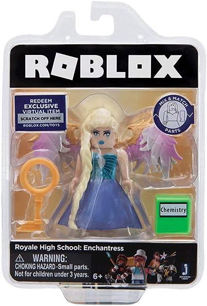 Amazon Com Roblox Gold Collection Royale High School Enchantress