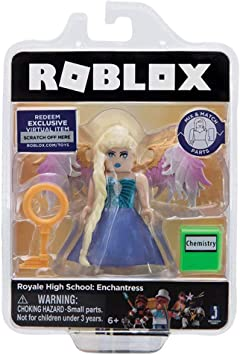 Amazon Com Roblox Gold Collection Royale High School Enchantress