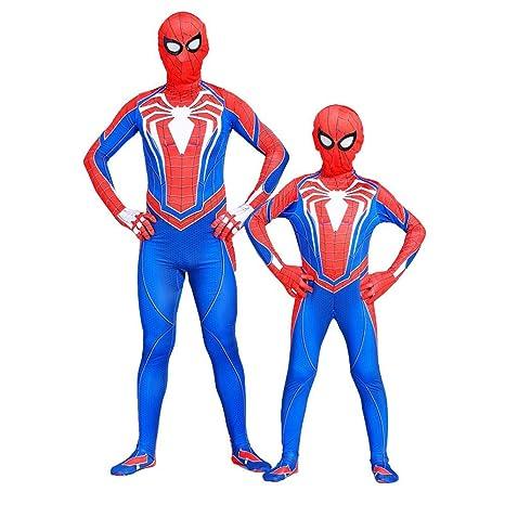 Spiderman Ps4 Game Character Cosplay Medias Disfraz De ...