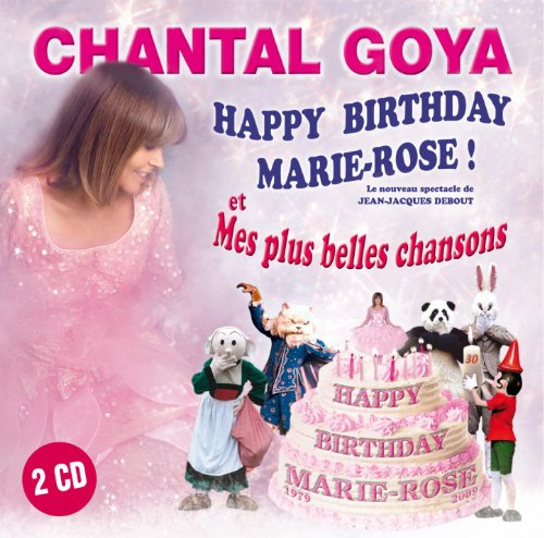 Happy Birthday Marie-Rose & Me...