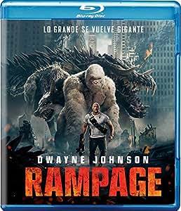 Rampage: Devastación [Blu-ray]
