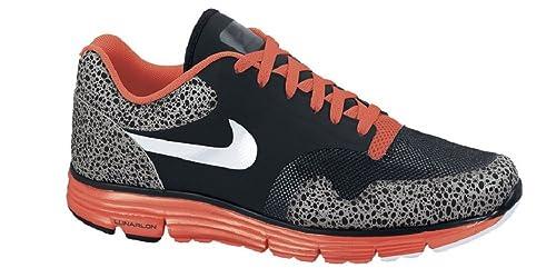 purchase cheap f160d b1ef4 Nike Lunar Safari Fuse+ Hyperfuse Sneaker black gray red, EU Shoe Size