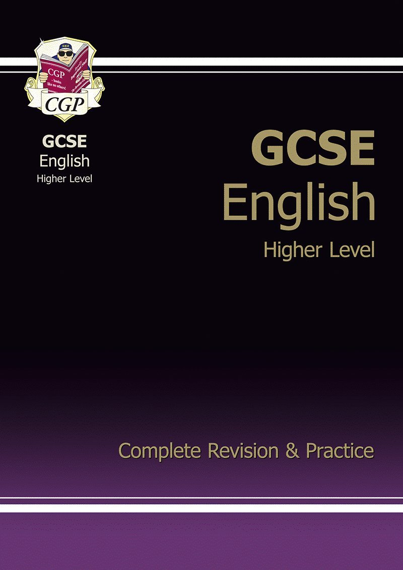 GCSE English Complete Revision & Practice - Higher A*-G Course: Amazon.de:  CGP Books: Fremdsprachige Bücher
