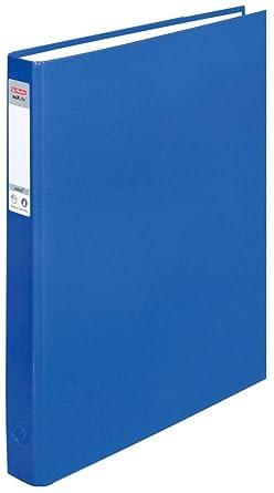 Herlitz max.file Protect - Lote de archivadores con 2 anillas (3 unidades,