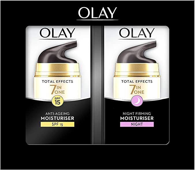 Olay Total Effects Anti-Ageing 7-in-1 Set de Regalo: Day ...