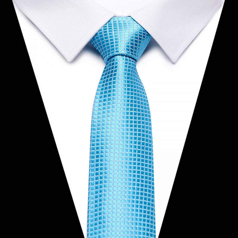 ZHENZHIA - Corbata para Hombre, Color Verde, 8 cm, diseño clásico ...