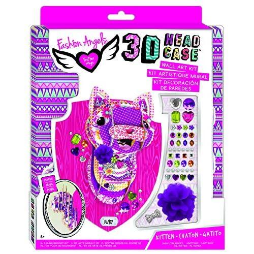 Fashion Angels Pretty Kitty Kit de décoration de mur