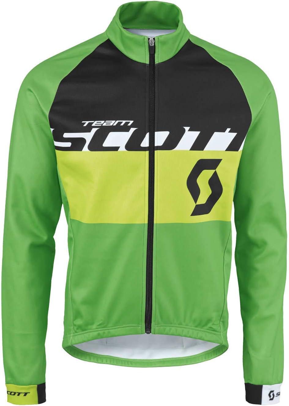 Scott Bicicleta Cortavientos para Hombre RC Team como 10 Chaqueta ...