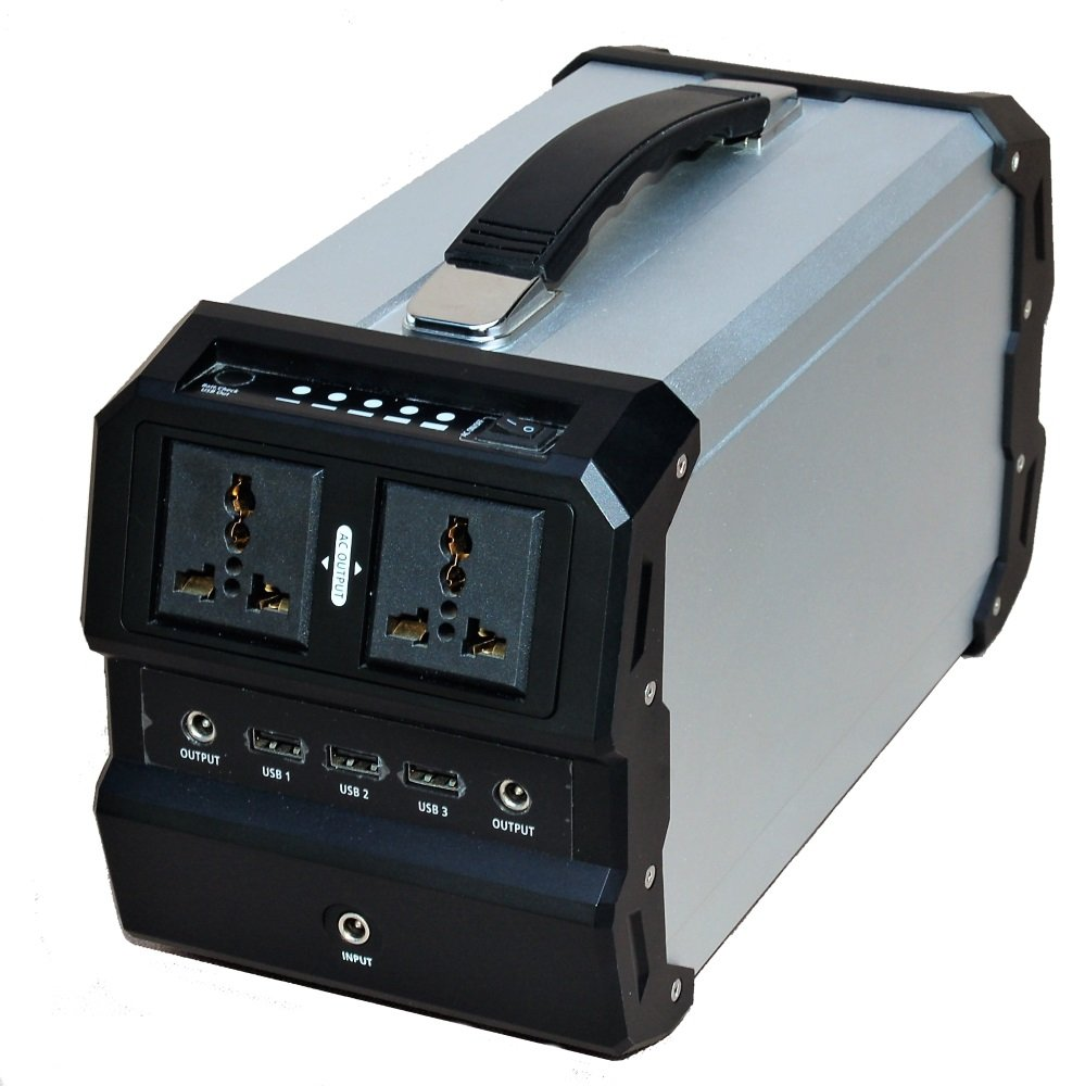 Portable Lithium Battery Generator 12V 444Wh 40Ah with built-in Lithium Polymer Batteries