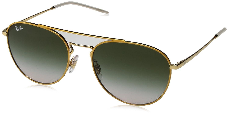 Ray-Ban 0RB3589, Gafas de Sol para Mujer, Amarillo (Gold Top ...