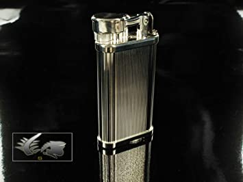 Dunhill Unique Vertical Lines Lighter