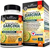 Best Garcinia Cambogia Extracts - Garcinia Cambogia Pure Extract 1600mg with 960mg HCA Review
