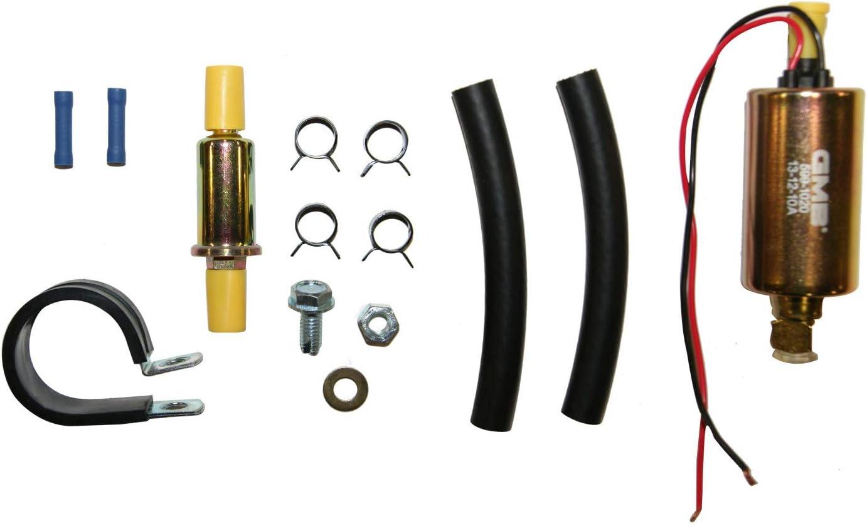 Fuel Pump and Strainer Set GMB 599-1230