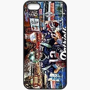 For Samsung Galaxy S6 Cover New England Patriots Print High Quality Tpu Gel Frame Case Cover