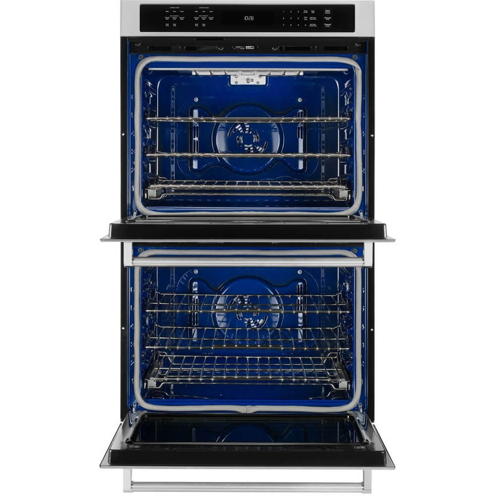 Ft Electric Double Wall Oven Kitchen Aid KODE500ESS KODE500ESS 30 10 Cu