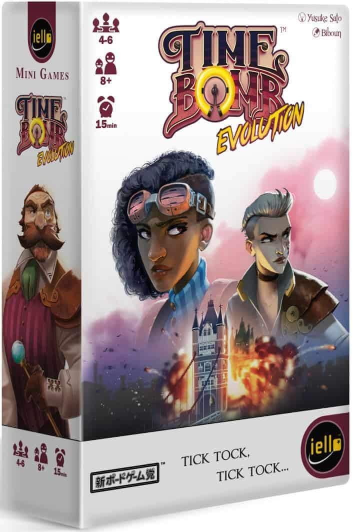 IELLO Time Bomb Evolution - EN: Amazon.es: Juguetes y juegos