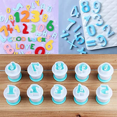 Miraculous Letter Molds For Fondant Womdee Cookie Mould Cutter Letters 26Pcs Funny Birthday Cards Online Hendilapandamsfinfo
