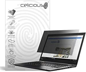 Celicious Privacy Plus 4-Way Anti-Spy Filter Screen Protector Film Compatible with Lenovo ThinkPad X1 Yoga 4th Gen