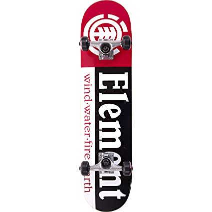 a637a811bf0 Image Unavailable. Image not available for. Color: Element Skateboards  Section Complete Skateboard ...