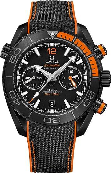 Reloj Omega Seamaster Planet Ocean 600M Deep Black Reloj para hombre 215.92.46.51.01.001